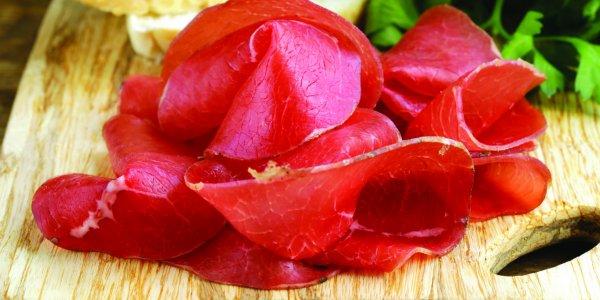 12.700 tonnellate: la Bresaola si mangia sempre di più