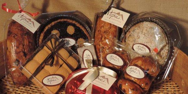 I dolci della Valtellina: bisciola e cupeta